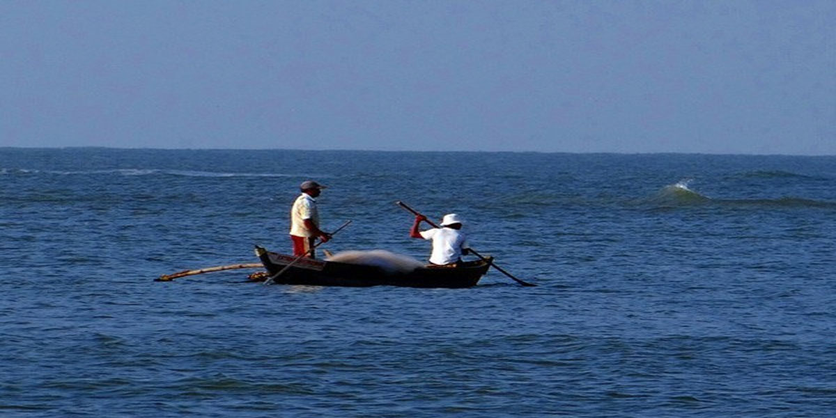 Sri Lankan Navy detains 9 Indian fishermen near Delft Island