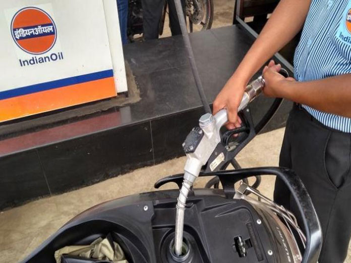 Fuel prices witness marginal rise in Delhi, Mumbai