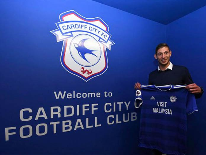 Cardiff Striker Emiliano Sala Feared Dead After Suspected Plane Crash