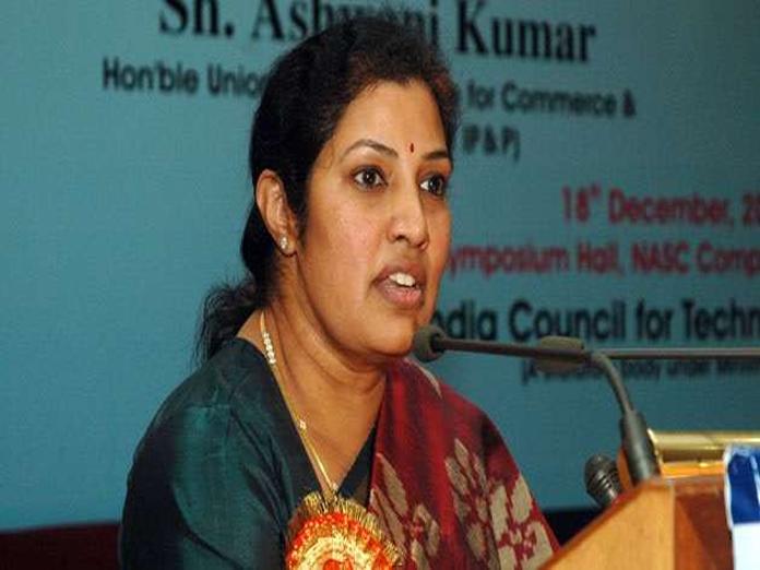 Purandeswari to head BJP manifesto panel