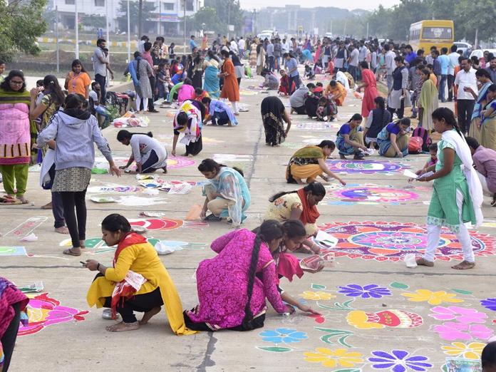 Stick to culture,students told in Adikavi Nannaya University campus