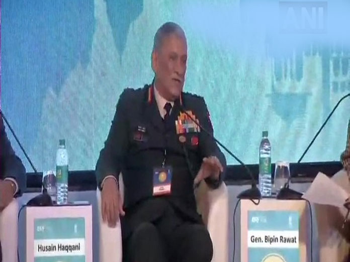 Social media must be controlled to stop radicalisation: Gen Rawat