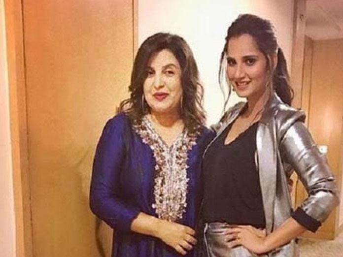 Sania Mirza wishes Farah Khan on her 54th Birthday
