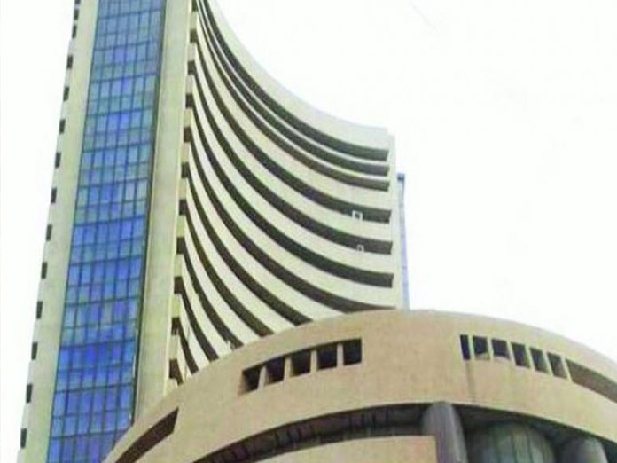 Sensex, Nifty end lower on mixed global cues