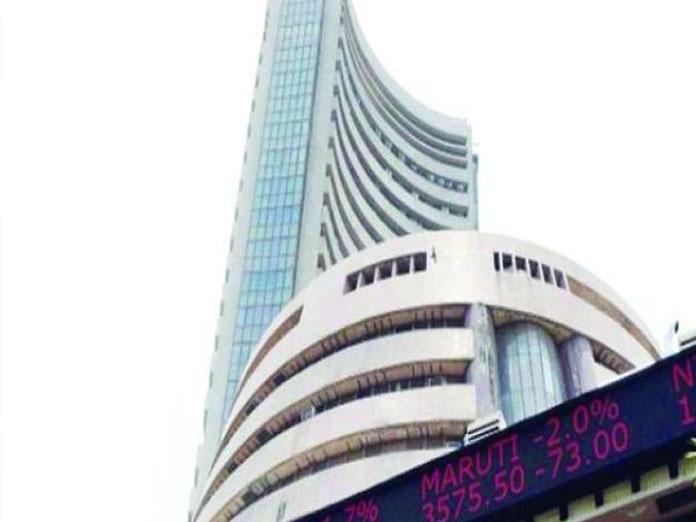 Sensex melts 336 points, Nifty below 10,900 on weak global cues
