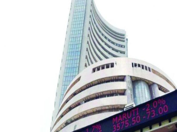 Sensex, Nifty start on a volatile note; Sun Pharma tanks 10 pc