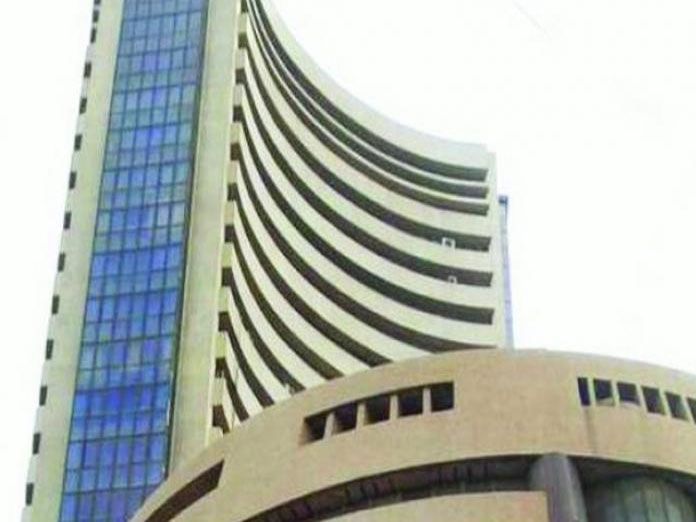 Sensex ends 87 points up; RIL, Yes Bank lead recovery