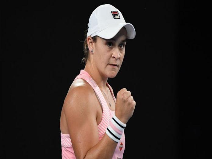 Australian Open: Barty downs Sharapova to reach quarter-finals