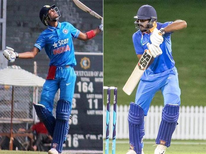 Shubman, Vijay to replace Hardik, Rahul