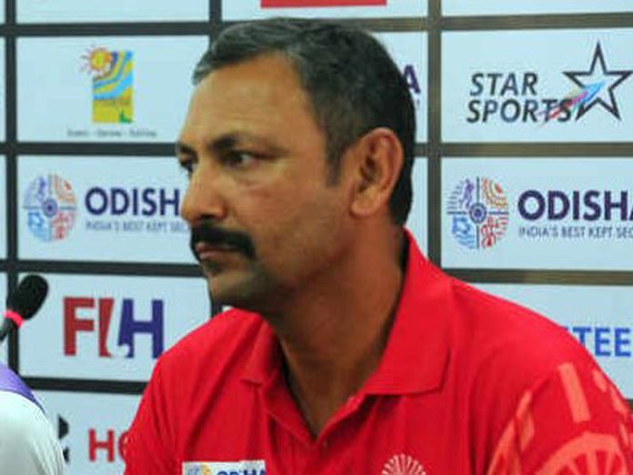 Harendra Singh eliminated as Indian men