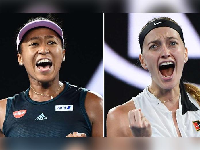 Australian Open: Petra Kvitova ready for Naomi Osaka onslaught