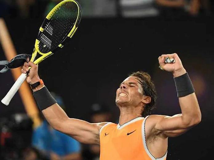 Australian Open: Rafael Nadal Slams Stefanos Tsitsipas