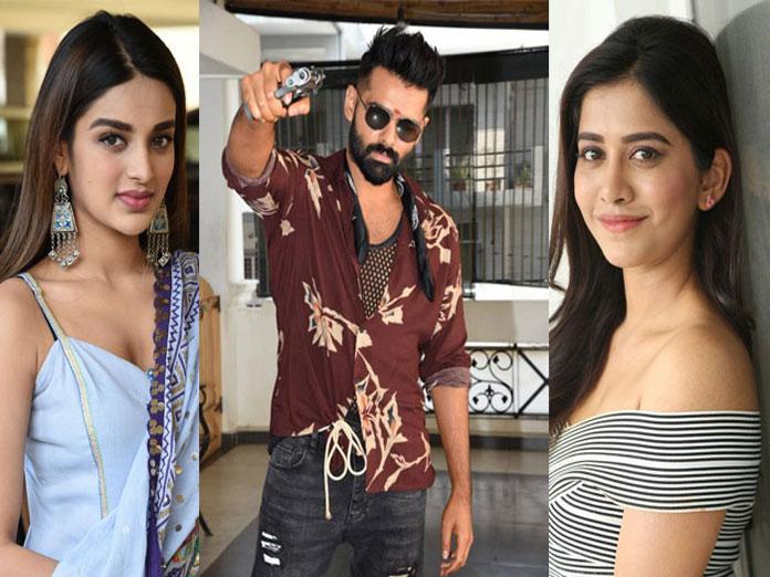 Second heroine confirmed for 'iSmart Shankar'
