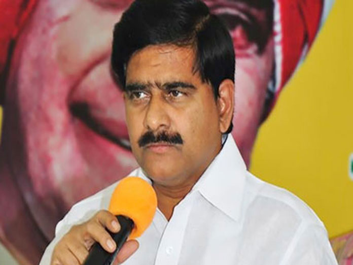 AP Minister Suggests Jagan