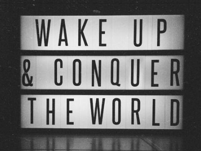 Ready, Get Set, Go! Conquer the World!
