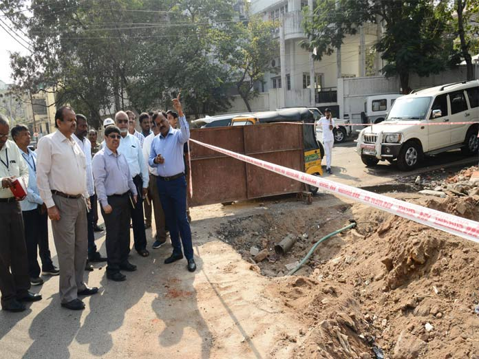 GHMC to develop 25 major parks in city