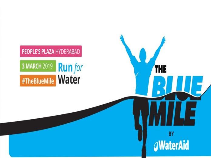 'Blue Mile' 10k Run on Mar 3