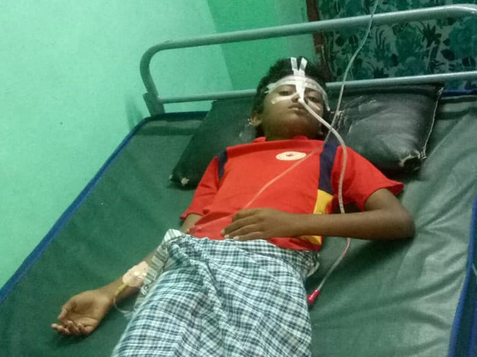 Sixth class boy attempts suicide by popping deworming pills