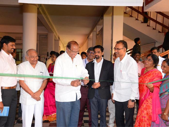 Sitar-2K19 techno fest inaugurated in Vijayawada