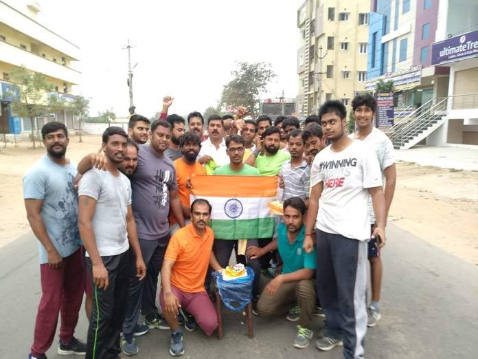 Telangana NGOs' sports meet flagged off