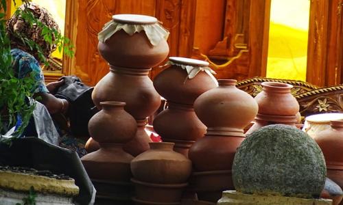 Ghumot , Goas heritage musical instrument