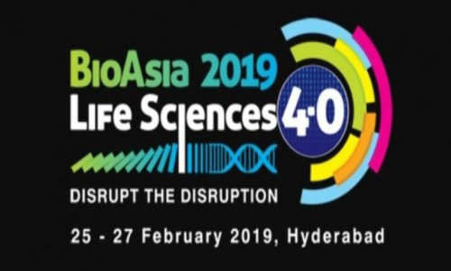 Hyderabad to host BioAsia from February 25 to 27