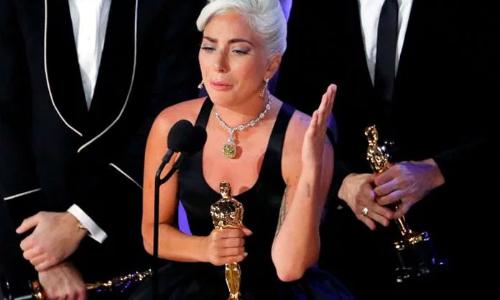 Lady Gaga wins first Oscar