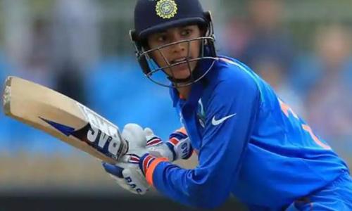 Smriti Mandhana becomes World No.1 ODI Batswoman