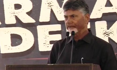 Chandrababu Naidu warns Modi on SCS, puts three days deadline