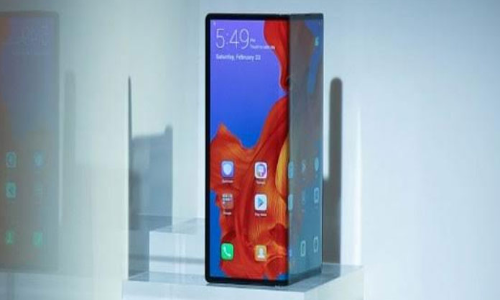 MWC 2019: Huawei Mate X apparently has a hidden camera and might get an extra display