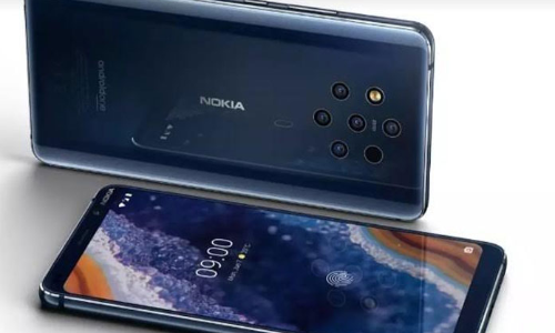 MWC 2019- Review: Nokia 9 PureView, worlds first smartphone with 5 cameras