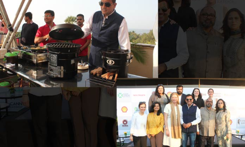 Chef Sanjeev Kapoor discusses importance of clean cooking with industry leaders, showcases innovative technologies