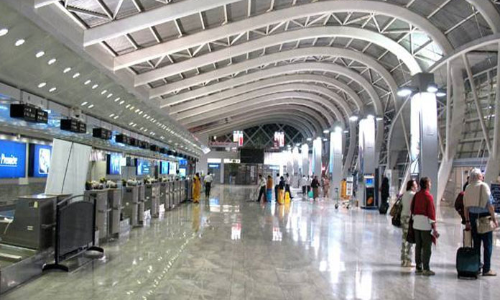 Create new airports in metro cities