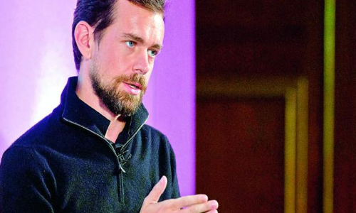 Twitter CEO says his and other tech firms have not combated abuse enough