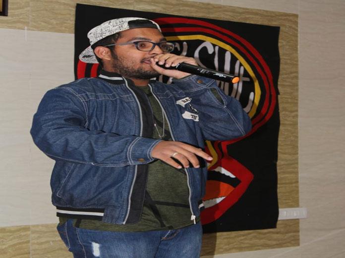Rising star of hip-hop