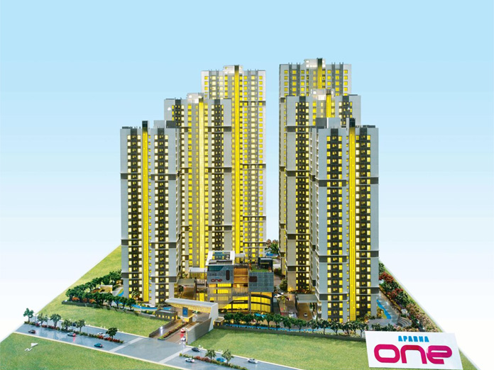 Aparna One the realty project that takes luxury to new level