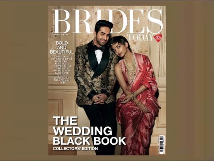 AndhaDhun Duo – Ayushmann Khurrana And Radhika Apte on Bride Today Cover