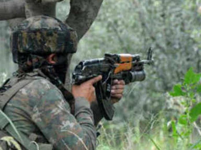 Five soldiers hurt in Pak shelling along LoC