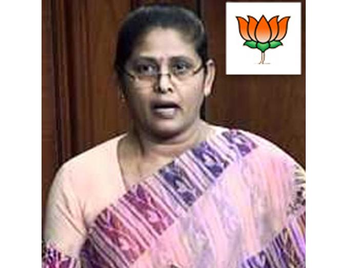 Panel upholds govt decision on BJP MP's caste certificate