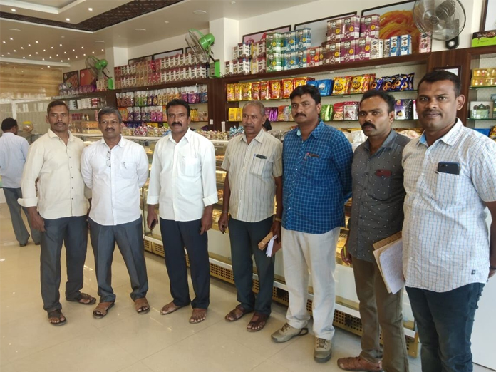 Bakery raided in Ongole