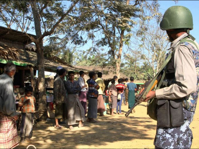 Bangladesh protests to Myanmar over new arrivals from troubled state