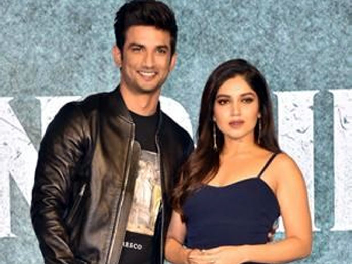 Didnt have to rely on old films for reference, thanks to amazing script and co-actors says Sushant sing Rajput