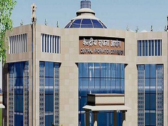 CIC pulls up RBI for non-disclosure