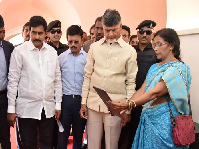 Kondapalli Fort will be made a major tourist centre: Chandrababu Naidu