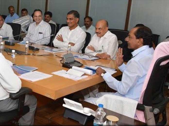 Telangana Cabinet to meet tomorrow