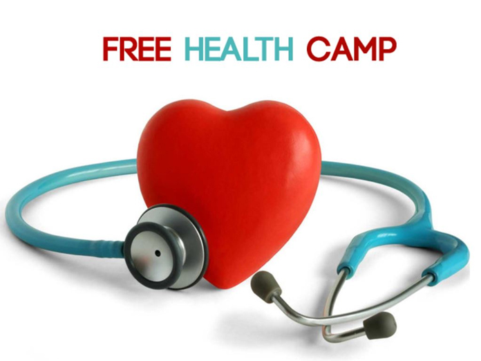 Free camp highlights need for regular check-ups