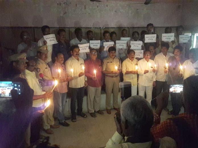 Attack on jawans shameful act: DCP K Venkatappala Naidu