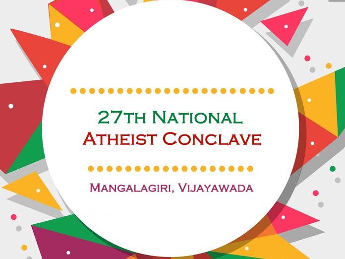 Atheist conclave from tomorrow in Vijayawada