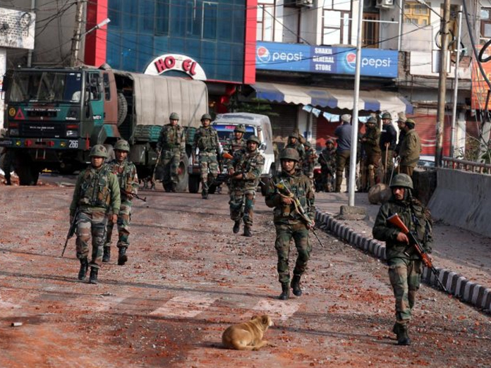 Curfew continues without relaxation in Jammu