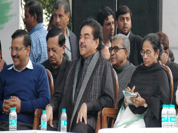 Narendra Modi hatao, desh bachao: Opposition